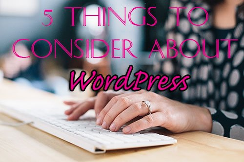 5thingswordpress