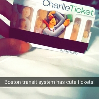 My trip to Boston, Massachusetts