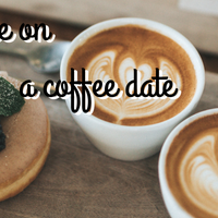 If We Were on a Coffee Date | Vol. 6