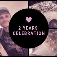 Celebrating 2 Years