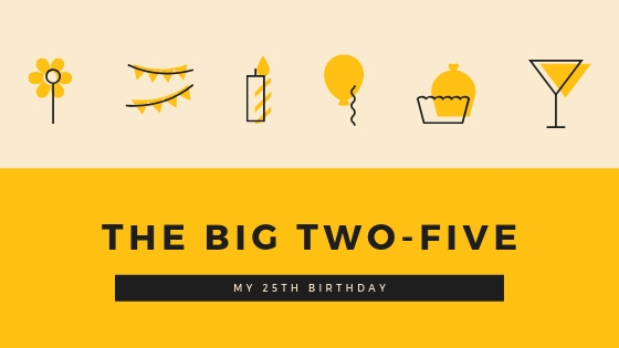 The Big two-five