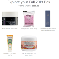 An Update on the FabFitFun Fall 2019 Box