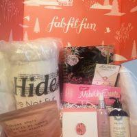 FabFitFun Winter 2019 Box