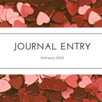 Journal Entry #019