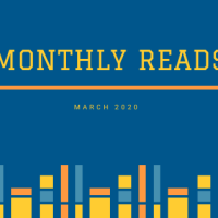 Monthly Reads | March 2020